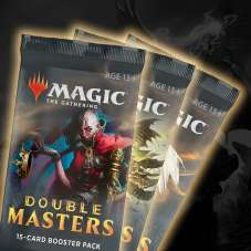 Magic the Gathering: Double Master 2021 - booster