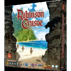 Robinson Crusoe: Przygoda na przeklętej wyspie...