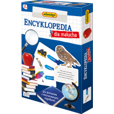 Encyklopedia dla malucha + Gratis Audiobook do...