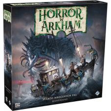 Horror w Arkham: Wśród Mrocznych Fal