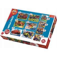 Puzzle 10w1 - Ekipa ratunkowa Sama