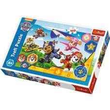 Puzzle 160 - Psi Patrol gotowi do pomocy