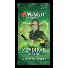 Magic The Gathering: Zendikar Rising  - Booster
