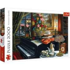 Puzzle 2000 - Dźwięki muzyki