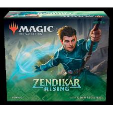Magic The Gathering: Zendikar Rising  - Bundle