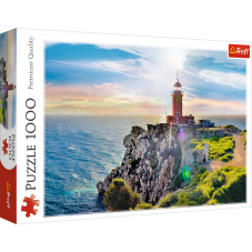Puzzle 1000 - Latarnia morska w Melagavi