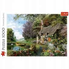 Puzzle 1000 - Uroczy zakątek