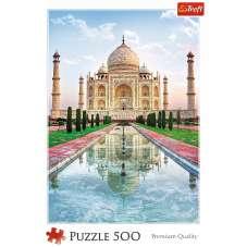 Puzzle 500 - Taj Mahal, Indie