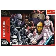 Puzzle 500 - Star Wars, niech żyje Rebelia