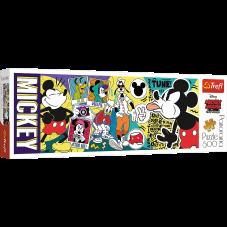 Puzzle 500 - Legendarna Myszka Miki
