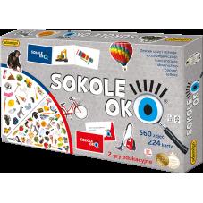 Sokole oko - FOTO + Gratis Audiobook do wyboru