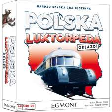 Polska Luxtorpeda - odjazd