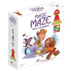 Magic Maze - Weź i czmychaj