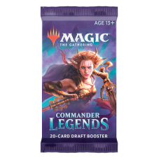 Magic The Gathering: Commander Legends Booster