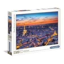 Puzzle 1500 - Paris View