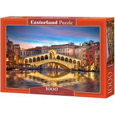 Puzzle - 1000 Rialto by Night