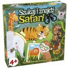 Safari Szukaj i znajdź