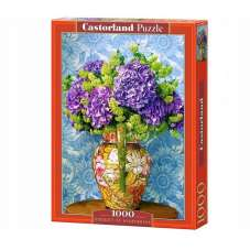 Puzzle - 1000 Bouquet of hydrangeas