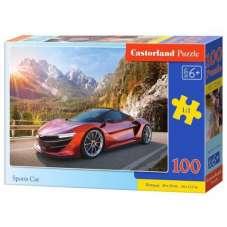 Puzzle - 100 Sports Car