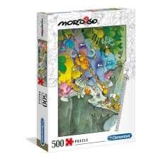Puzzle 500 - Mordillo The Surender