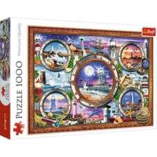 Puzzle 1000 - Latarnie morskie