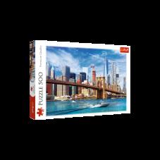 Puzzle 500 - Widok na Nowy Jork