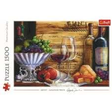 Puzzle 1500 - W winnicy
