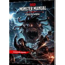 Dungeons & Dragons: Monster Manual (Księga...