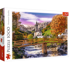 Puzzle 1000 - Jesienna Bawaria