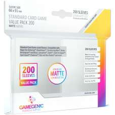 Gamegenic: Matte Standard Card Game Sleeves...