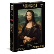Puzzle 1000 Museum Leonardo Mona Lisa