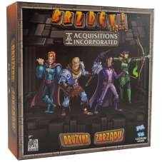 Brzdęk! Legacy: Acquisitions Incorporated -...
