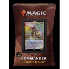 MTG Strixhaven - Commander Lorehold Legacies -...
