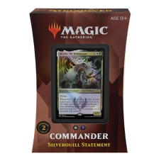 MTG Strixhaven - Commander Silverquill...