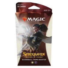 MTG: Strixhaven - Theme Booster - Silverquill