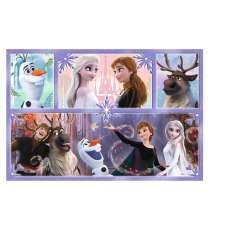Puzzle Maxi 24 - Świat pełen magii Frozen