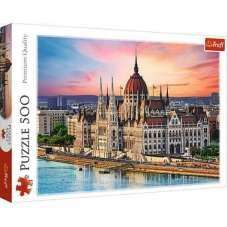 Puzzle 500 - Budapeszt Węgry
