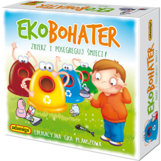 Ekobohater + Gratis Audiobook do wyboru