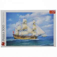 Puzzle 500 - Morska podróż