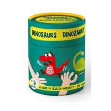 Dinozaury - Gra na spostrzegawczość
