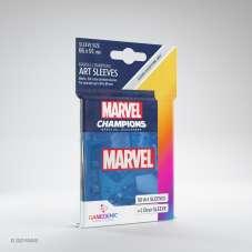 Gamegenic: Marvel Champions Art Sleeves (66 mm...