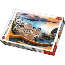 Puzzle 1000 - Bajkowe Santorini