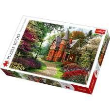 Puzzle 1000 Wiktoriański dom