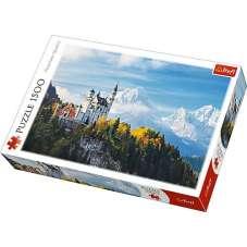 Puzzle 1500 - Alpy Bawarskie