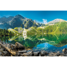 Puzzle 1500 Jezioro Morskie Oko, Tatry