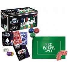 Poker Texas Hold`em w puszce