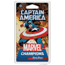 Marvel Champions: Hero Pack - Captain America