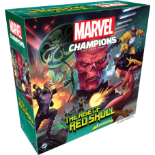 Marvel Champions: The Rise of Red Skull Expansion