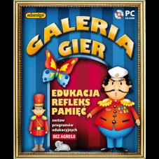 GALERIA GIER - gra komputerowa + Gratis...