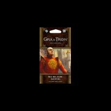 Gra o Tron: Gra karciana (2ed) - Nie ma ziemi...